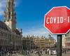 Bruxelles repasse en rouge sur la carte européenne