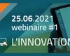 GIBBIS - Webinaire Innovation -  Quel avenir pour le secteur  des soins de santé?