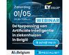 De toepassing van Artificiële Intelligentie in Belgische ziekenhuizen