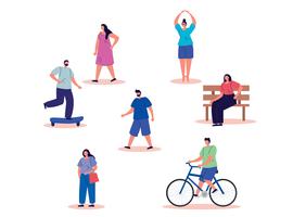 De nieuwe gezondheidsrichtlijnen van de WHO voor fysieke activiteit en sedentair gedrag. Wat is er veranderd?