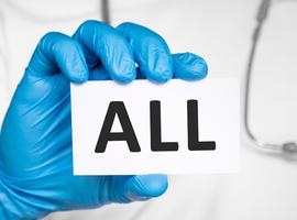 Als de veranderingen van het genotype het immunofenotype 'transcenderen' bij ALAL