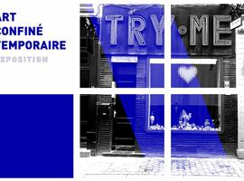 L'art confiné s'exposera au coeur de Bruxelles au printemps prochain
