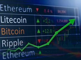 Waarom gaat de bitcoin door het dak?