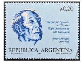 Histoire: La cécité de Jorge Luis Borges