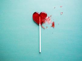 Un cœur brisé par la SEP