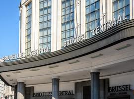 La SNCB ouvre des centres de vaccination dans les gares de Bruxelles-Central et du Midi