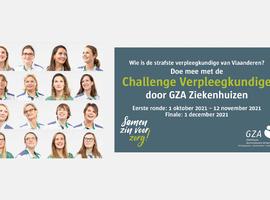 GZA Ziekenhuizen zoekt strafste verpleegkundigen van Vlaanderen