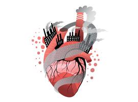 Is myocardinfarct een milieuziekte?