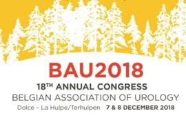 BAU 2018 La Hulpe