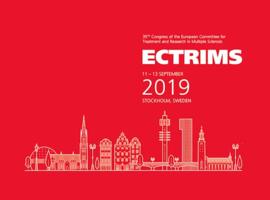 ECTRIMS (Stockholm, 11-13 septembre 2019)