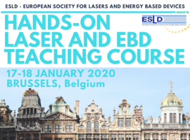 Hands-on Laser and EBD Teaching Course