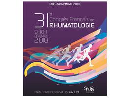 Het 31ste congrès français de rhumatologie