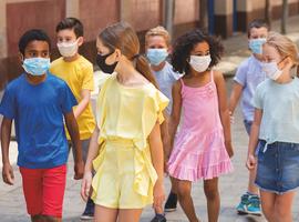 Horen alle kinderen een masker te dragen?