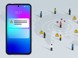 DevSide, concepteur désigné de l'application belge de contact tracing, déjà mis en doute