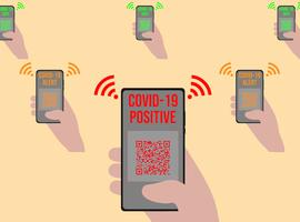 Les applications corona deviennent interopérables en Europe