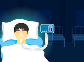 Zes op de tien gehospitaliseerde patiënten vertonen nog minstens 1 symptoom na zes maanden