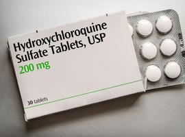 WHO: onderzoekers zetten tests met hydroxychloroquine stop