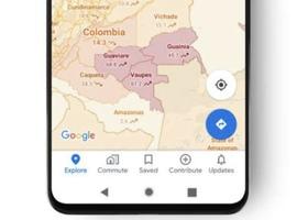 Bientôt les contaminations au covid-19 sur Google Maps