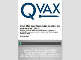 QVAX, site pour les
