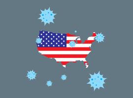 Levensverwachting Amerikanen met bijna twee jaar gedaald door coronavirus (onderzoek)