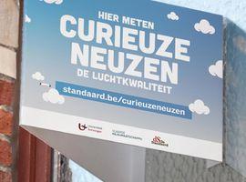 Meer dan 5.500 inschrijvingen voor Brusselse studie naar luchtkwaliteit CurieuzenAir