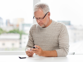 Aanbevelingen voor de zorg van de oudere diabetespatiënt