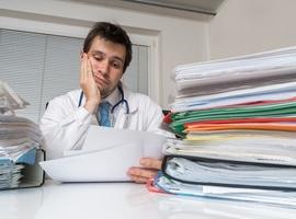 Gezondheidszorg sector met meeste gezondheidsproblemen vorig jaar