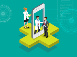Een apothekersapp voor de coaching en monitoring van diabetespatiënten