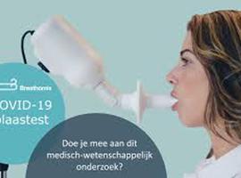 Nederland: nieuwe covid-test inzetbaar in november