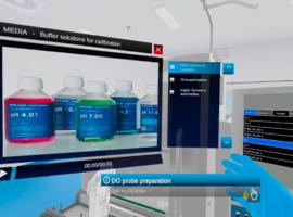 La réalité virtuelle belge accélère la production du vaccin contre la Covid-19