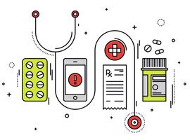 Appels vidéo, télémonitoring, capteurs …: les patients âgés y sont-ils ouverts?