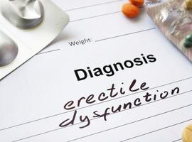 Dysfonction érectile après biopsie prostatique