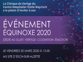 Evénement Equinoxe 2020