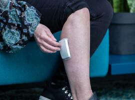 Restless legs syndrome: hoop met nieuw apparaatje mee ontwikkeld door arts