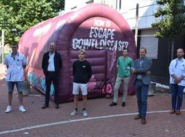 AZ West Veurne zet escaperoom in om publiek te sensibiliseren omtrent darmkanker