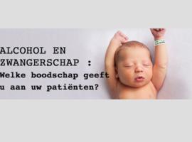 Alcohol en zwangerschap: welke boodschap geeft u aan uw patiënten?