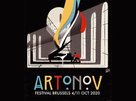 Le festival Artonov de Bruxelles connaîtra sa 6e édition du 4 au 11 octobre