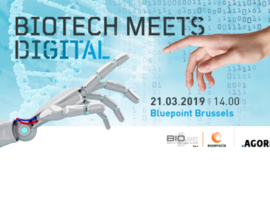 BioTech meets Digital