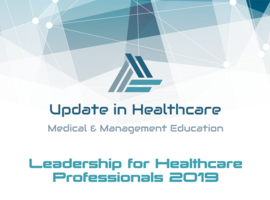 Leadership for Healthcare Professionals 2019