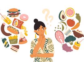 Alimentsultra-transformés et santé:que dit la littérature scientifique?