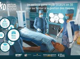 Un bloc opératoire virtuel pour prévenir des risques bien réels