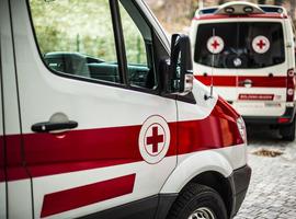 Zebra: des écrans de télémédecine dans l'ambulance