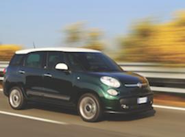 Fiat 500L Trekking & Living: lang of hoog?