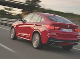 BMW X4 2.0i: X Story