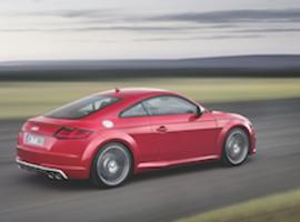 Audi TTS 2015: een lust voor het oog… en voor de andere zintuigen
