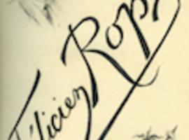 Félicien Rops en kinderen, amors, engelen, cherubijnen, satyrions