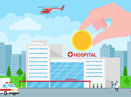 Le budget de financement des frais de fonctionnement des hôpitaux atteint près de 9,5 milliards
