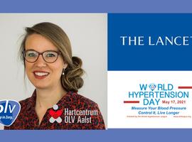OLV-cardiologe pleit in The Lancet voor hypertensienetwerken