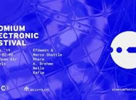 Tweede Atomium Electronic Festival op 14 september