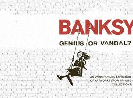 Une nouvelle exposition de Banksi sur la Grand-Place de Bruxelles